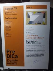 Segundas Jornadas de Diseño e Innovación